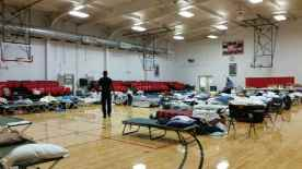 Lee College - Shelter for Baytown