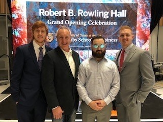 Grand Opening of the Robert B. Rowling Hall was a success!