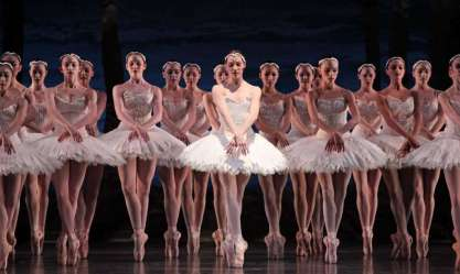 Wortham Houston-Ballet-Swan-Lake